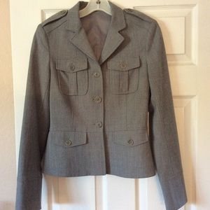 Tailored Four Pocket Blazer from Theory, Size 4